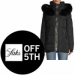 Biggest Outerwear Event at Saks Off 5th: Up to 70% off + Take an Extra 40% off
