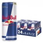 24-Pack of 8.4-Oz Red Bull Energy Drink