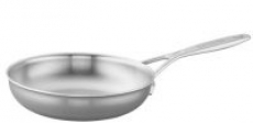 Demeyere Cookware: 9-1/2″ Industry Stainless Steel Fry Pan