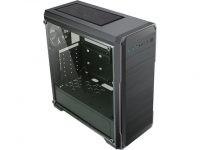 DIYPC Tempered Glass ATX Mid Tower Computer Case + $10 Newegg GC