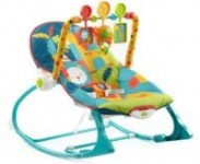 Fisher-Price Infant-to-Toddler Rocker (Circus Celebration)