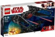 LEGO Star Wars Episode VIII: Kylo Ren's TIE Fighter-Save: $13.50-@Zavvi